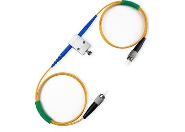 China FC PC Fiber Optic Adapters In - Line Fiber Optic Variable Attenuator VOA factory